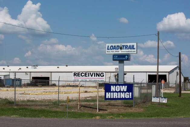 Load Trail, based in Sumner, TX, manufactures trailers. It was raided Tuesday, August, 28, 2018 by the U.S. Immigration and Customs Enforcement.  Photo: Marie D. De Jesús, Staff Photographer / © 2018 Houston Chronicle