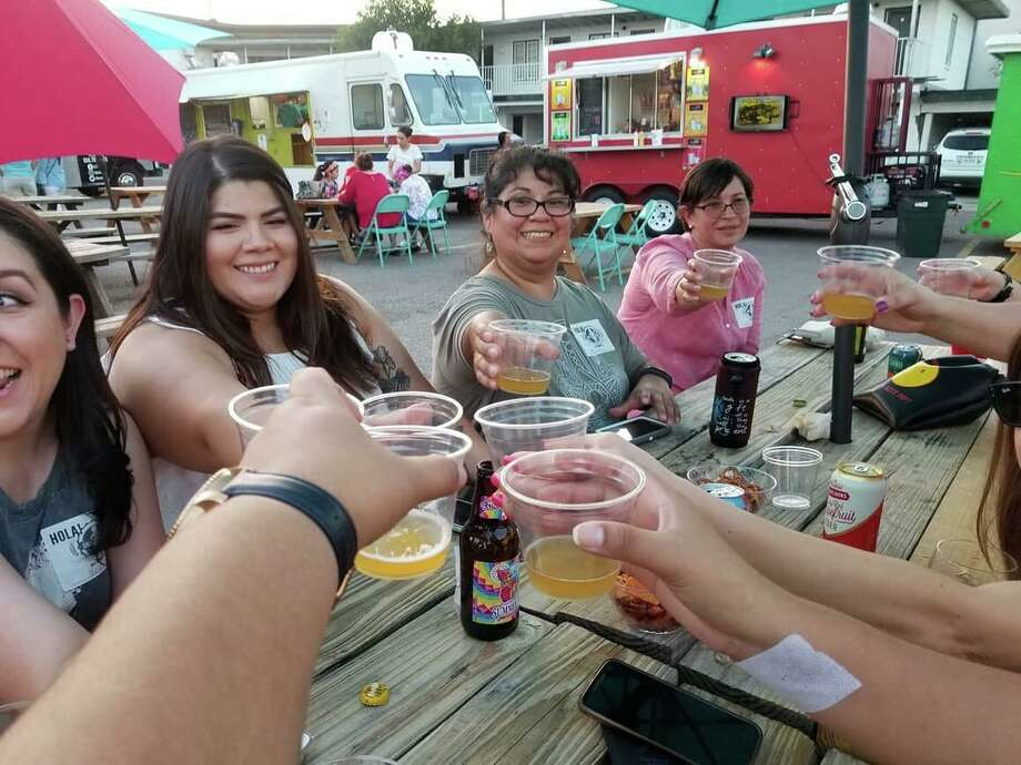 Laredo's Girls Pint Out brings together craft beers, women and conversation. Photo: Courtesy Girls Pint Out