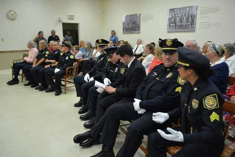 Winchester Police Department holds annual awards ceremony