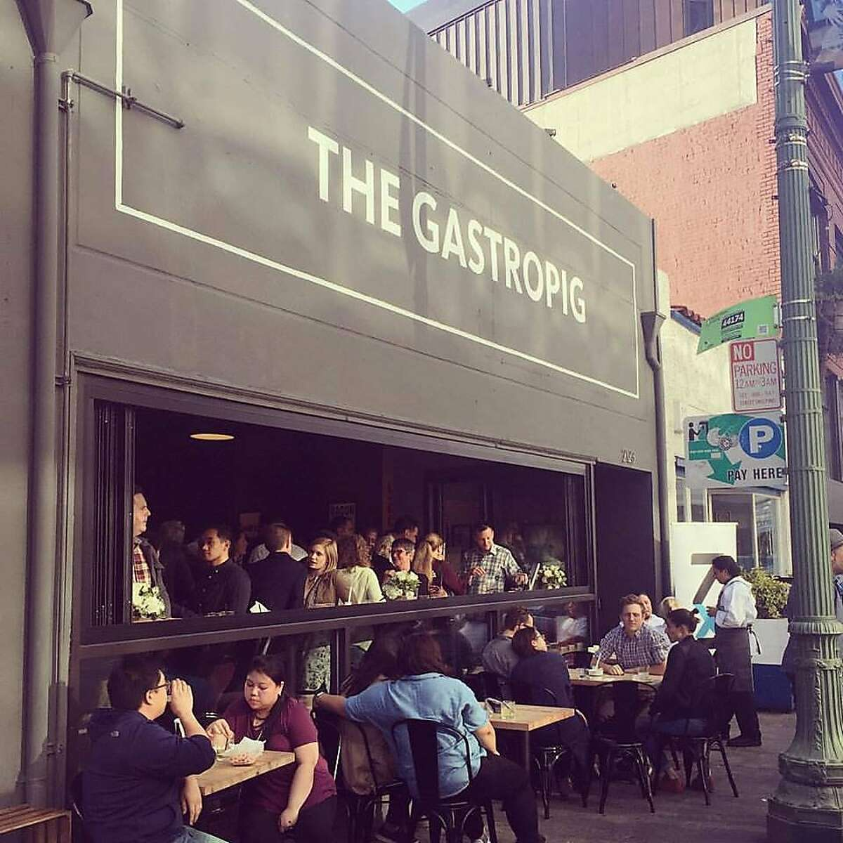 Gastropig in Oakland will be home to a permanent dinner series called Abstract Table.