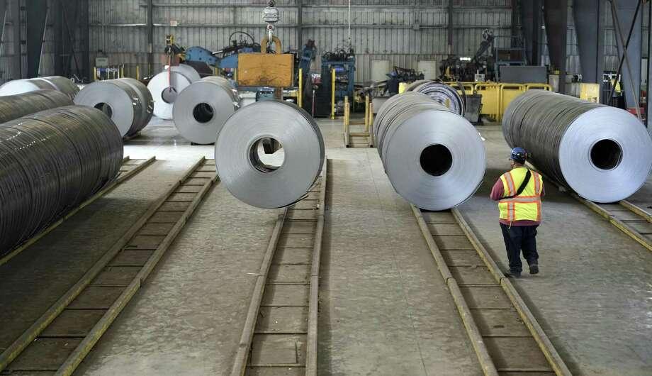 $1 9 billion steel mill opening near Corpus Christi expected