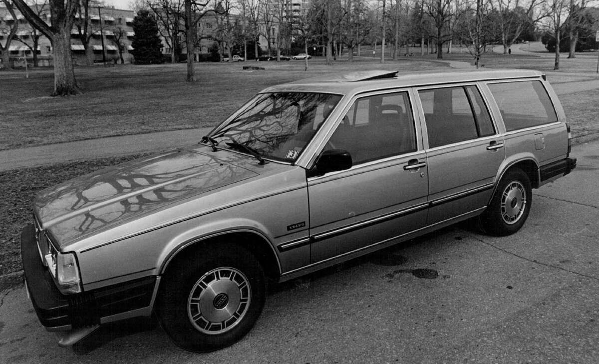 You Love Your Ancient Volvo Wagon There's nothing like being rich as hell and still driving that 30-year-old Swedish wagon that has everyone impressed in that reverse chic way. Extra points if you've got layers of KQED stickers on the rear bumper.