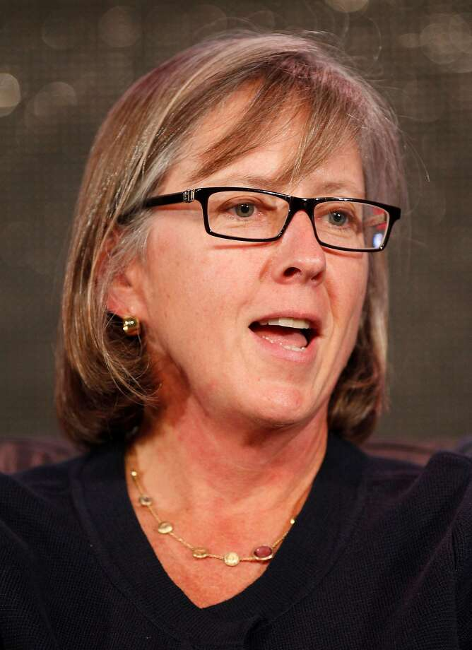 Mary Meeker has been with Kleiner Perkins since 2010. Photo: Tony Avelar / Bloomberg 2011