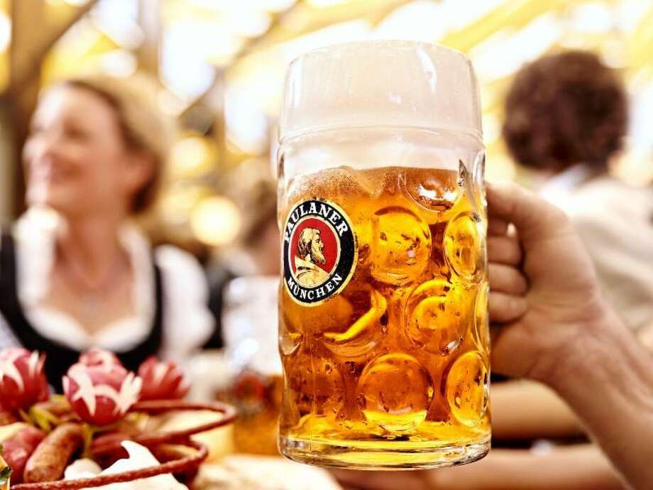 The Bruce Museum in Greenwich plans to host its first Oktoberfest, featuring beer from Paulaner USA and classic German fare from Harlan Haus of Bridgeport. The festivities are set for Sept. 27, 2018. Photo: Paulaner USA / Contributed Photo / Connecticut Post contributed
