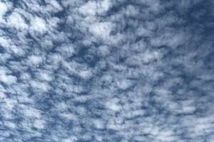 Fallstreak cloud formation over Dublin, Calif., on Sept. 14, 2018.