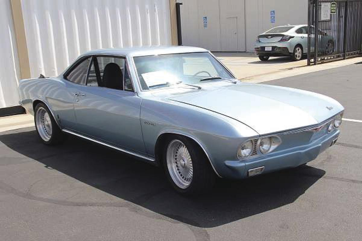 Corvair Cruise-In celebrates Chevy models