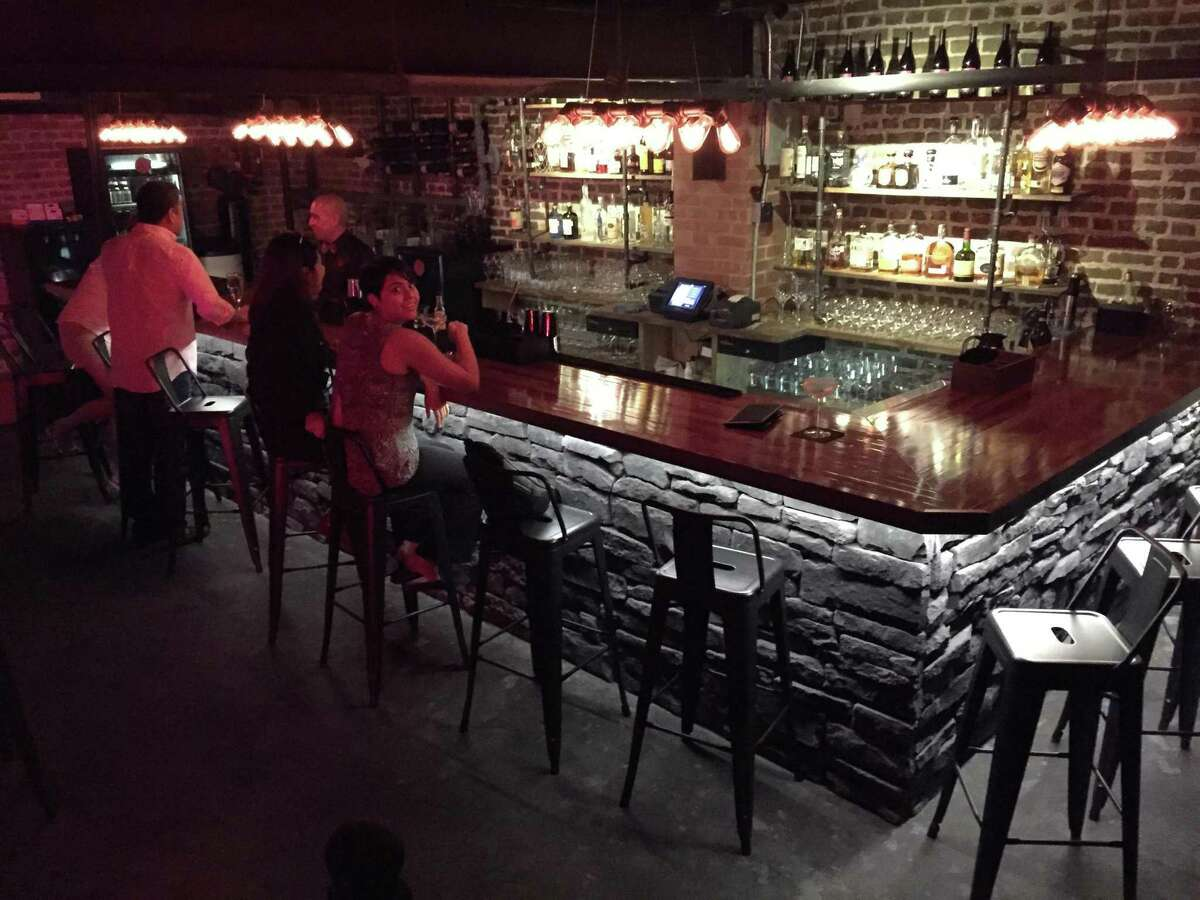 Cellar Mixology is located below Toro Kitchen + Bar at 1142 E. Commerce St. in St. Paul Square.