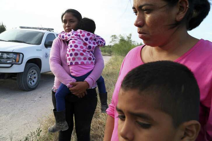 The Border Patrol processes migrants from Honduras and Guatemala. More women asylum-seekers are ending up in detention because of Trump administration policies.
