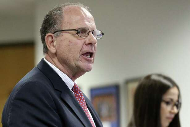 U.S. Rep.Ted Poe, R-Houston, supports the traditional description of Alamo defenders to the State Board of Education on Tuesday. The Alamo defenders' decision doesn't really sink in until you're old enough to comprehend what it meant.