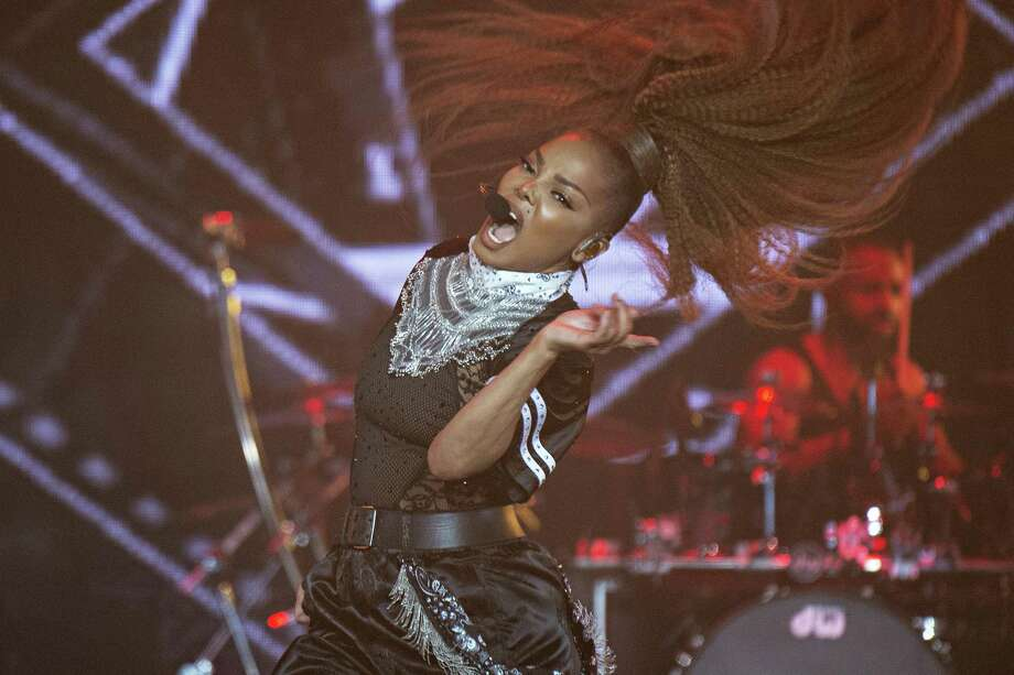 Janet Jackson will perform at Mohegan Sun Arena on Sept. 30. She is seen here in July at the 2018 Essence Festival at the Mercedes-Benz Superdome in New Orleans. Photo: Amy Harris / Amy Harris /Invision /AP / online_yes