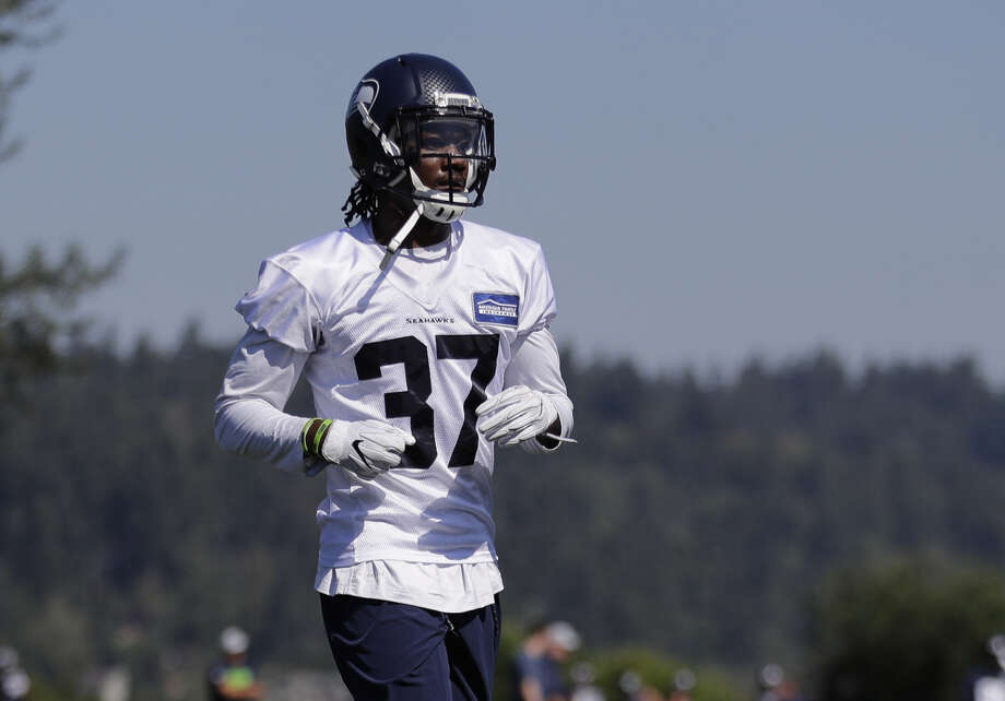 Seahawks second-year corner tells SeattlePI that he wants to be more of a playmaker in 2019. He forced a few fumbles as a rookie, but he hopes to get his hands on an interception this year.   Photo: Ted S. Warren/Associated Press