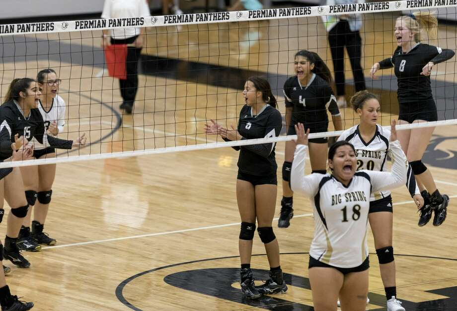 Permian's junior varsity defeated Big Spring in two sets Friday night at Permian Field House. Due to a last minute scheduling change 191 News made it to photograph the Permian junior varsity game. Permian JV won 25-11 and 25-18. Photo: Jacy Lewis/191 News