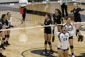 Permian's junior varsity defeated Big Spring in two sets Friday night at Permian Field House. Due to a last minute scheduling change 191 News made it to photograph the Permian junior varsity game. Permian JV won 25-11 and 25-18.