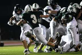 FILE PHOTO - Legacy Prep's Sam Bargainer rushed for 168 yards and two touchdowns on Friday during a victory against Northland Christian.