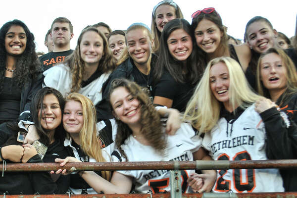 Were you Seen at the Bethlehem vs. Guilderland high school football game Sept. 14, 2018, at Bethlehem High School in Delmar, NY?