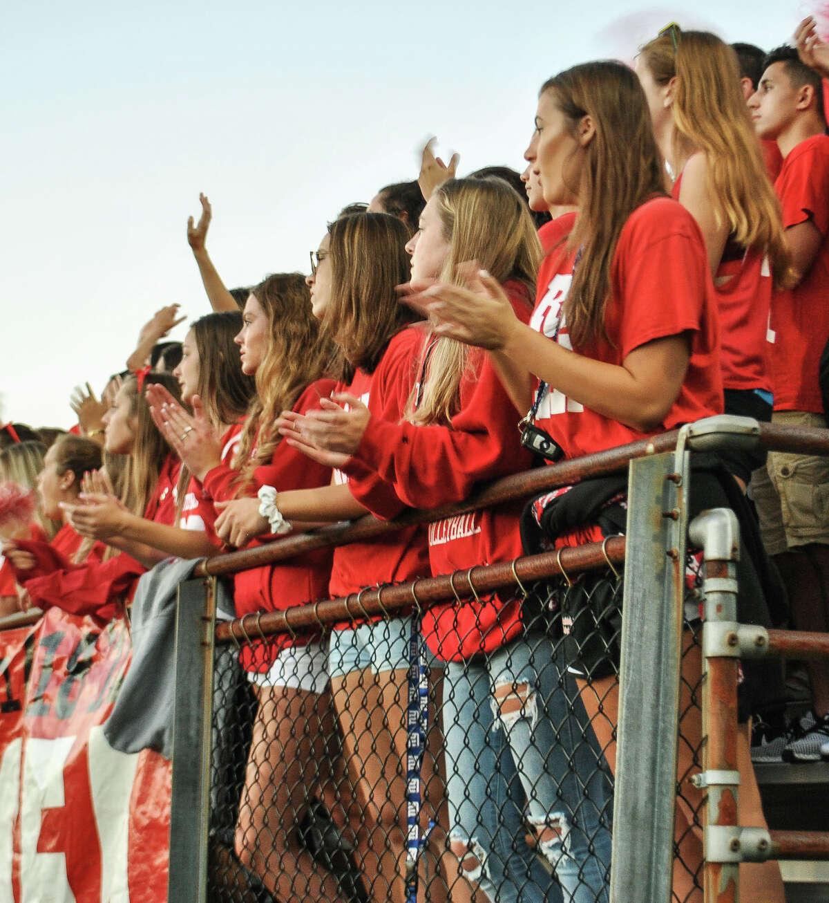 Were you Seen at the Bethlehem vs. Guilderland high school football game Sept. 14, 2018, at Bethlehem High School in Delmar, NY?