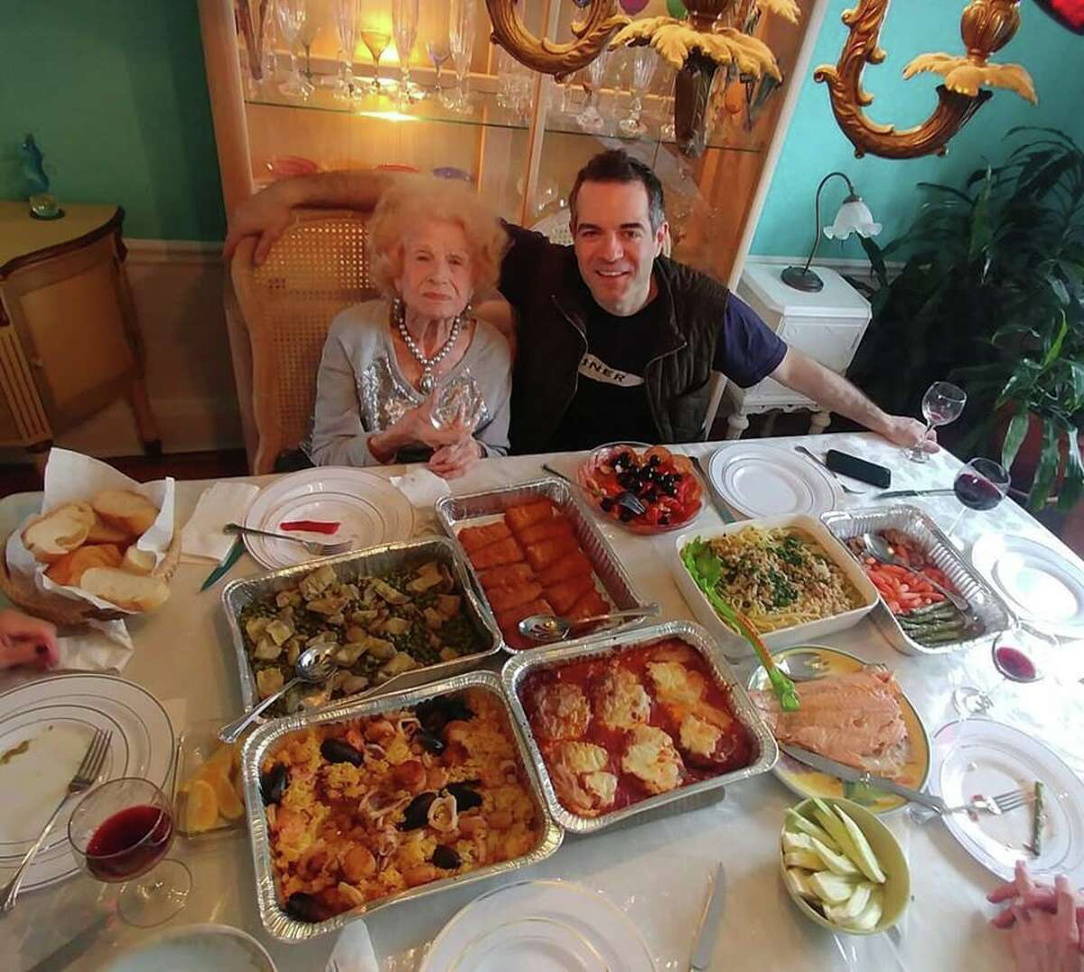 2. I travel to Brooklyn on Sundays for my grandma's cooking.