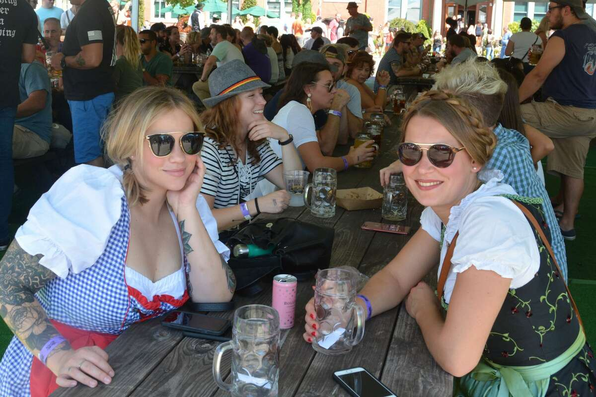 Two Roads in Stratford held its annual Ok2berfest on September 15 and 16, 2018. Festival goers enjoyed live music, a bratwurst eating contest, food trucks and craft beer. Were you SEEN?