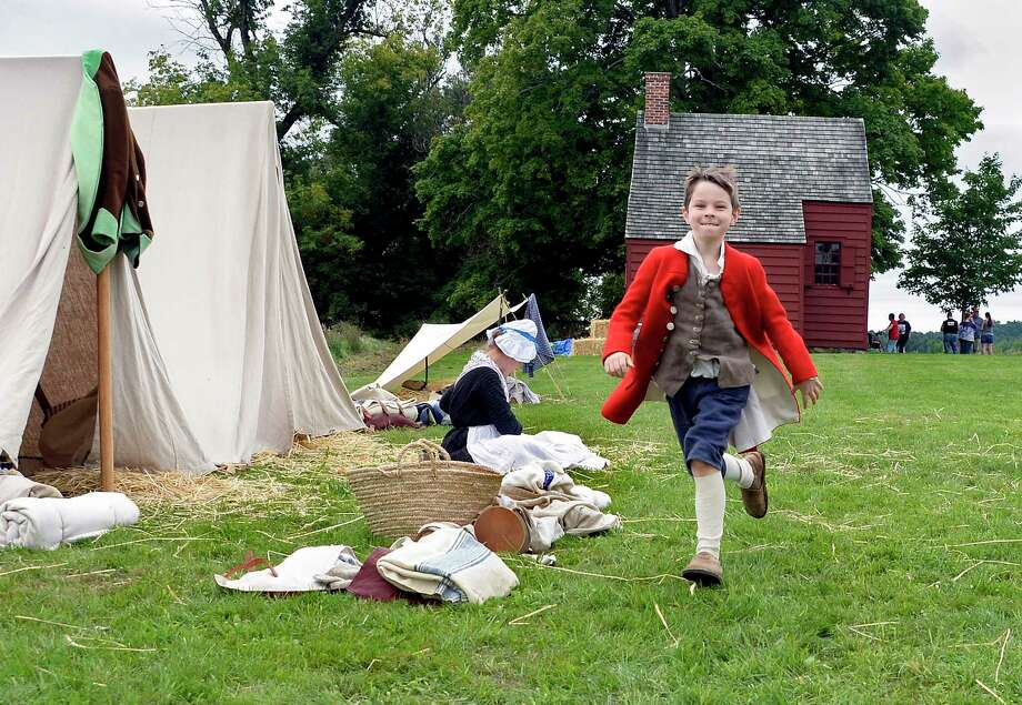 Authenticity key in Saratoga re-enactment - Times Union
