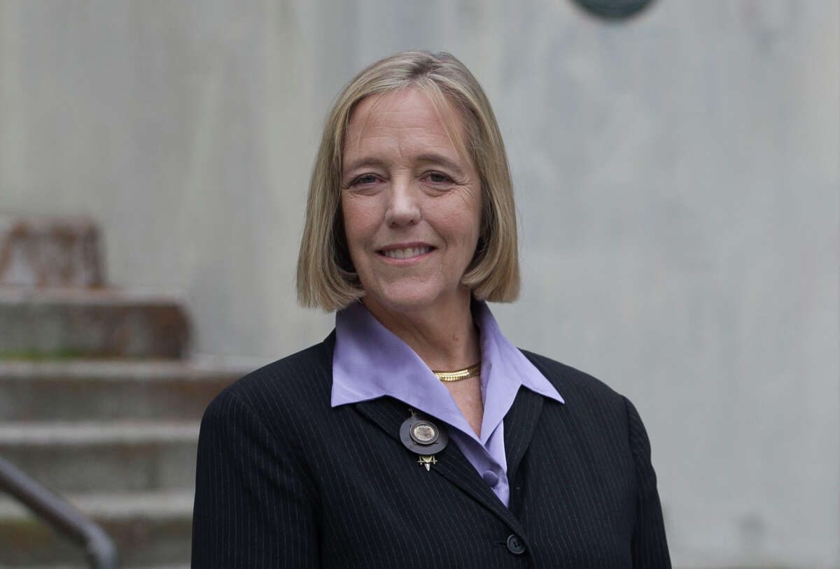 Berkeley City Council member Kate Harrison was one of three council members who introduced a resolution calling for meatless council meetings.