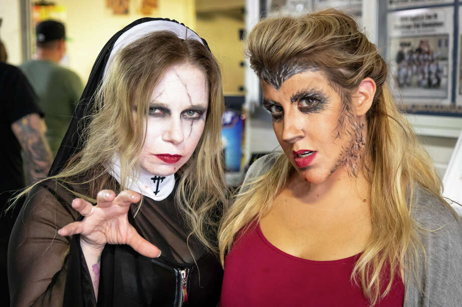 Connecticut Horror Fest, hosted by Horror News Network, was held at the Matrix Conference Center in Danbury on September 15, 2018. Fans met horror celebrities, shopped vendors and participated in costume contests. Were you SEEN? Photo: Ken Honore, Direct Kenx Media