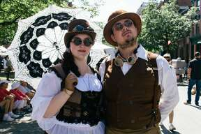Were you Seen at the Enchanted City Urban Street Fair in downtown Troy on Sept. 15, 2018?