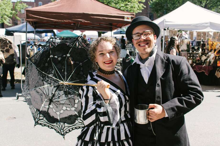 Were you Seen at the Enchanted City Urban Street Fair in downtown Troy on Sept. 15, 2018? Photo: Amanda Case