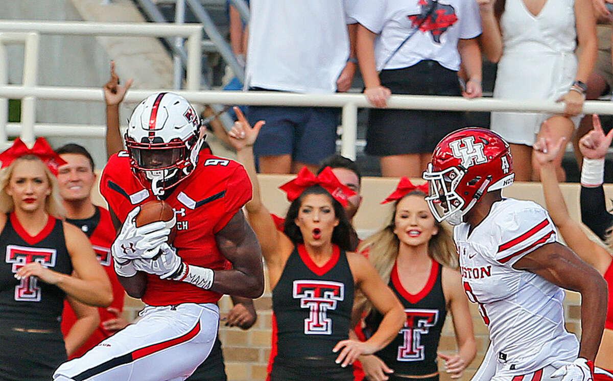 No. 25 Texas Tech Big 12 Record: 3-1