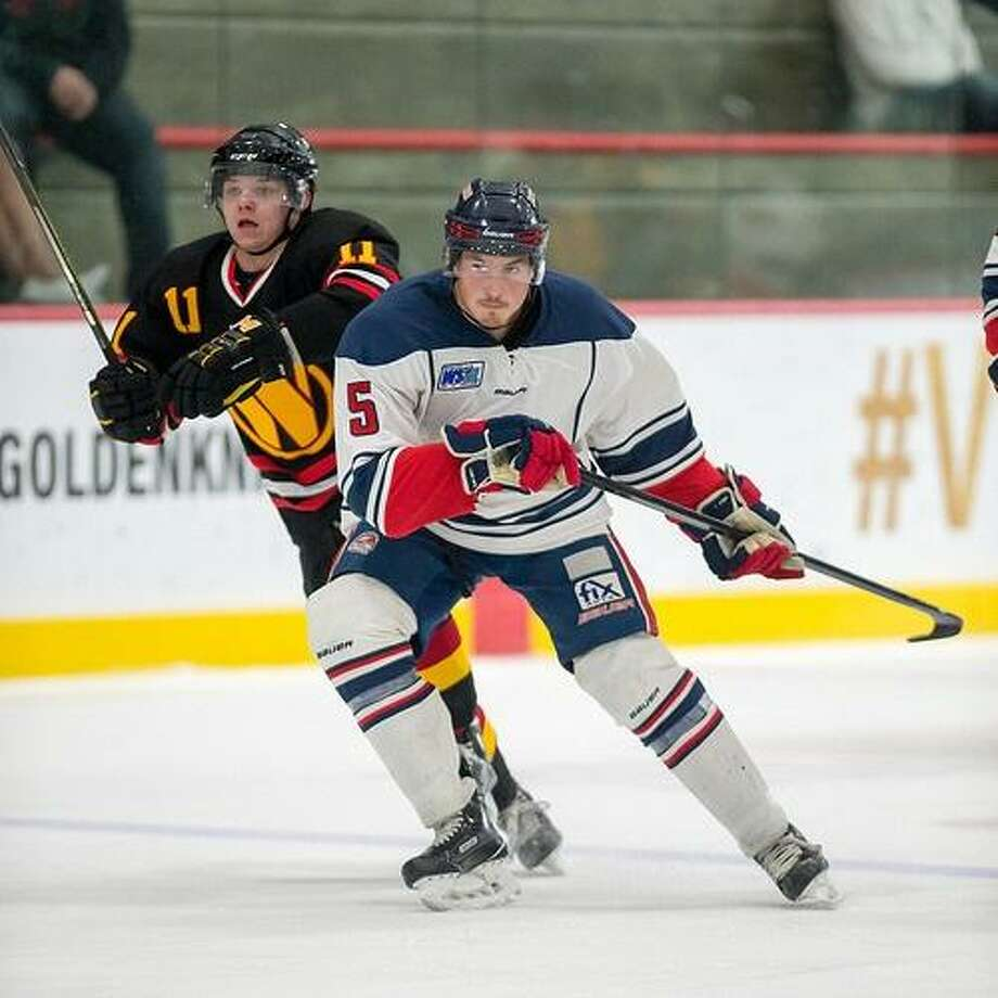 The Laredo Bucks announced the signing of Tyler Kupka on Friday, Sept. 15, 2018. He is a 19-year-old defenseman out of Depew, New York who has played five seasons including four in theWestern States Hockey League. Kupka was with theSpringfield Express in 2017-18. Photo: Courtesy Of The Laredo Bucks, File