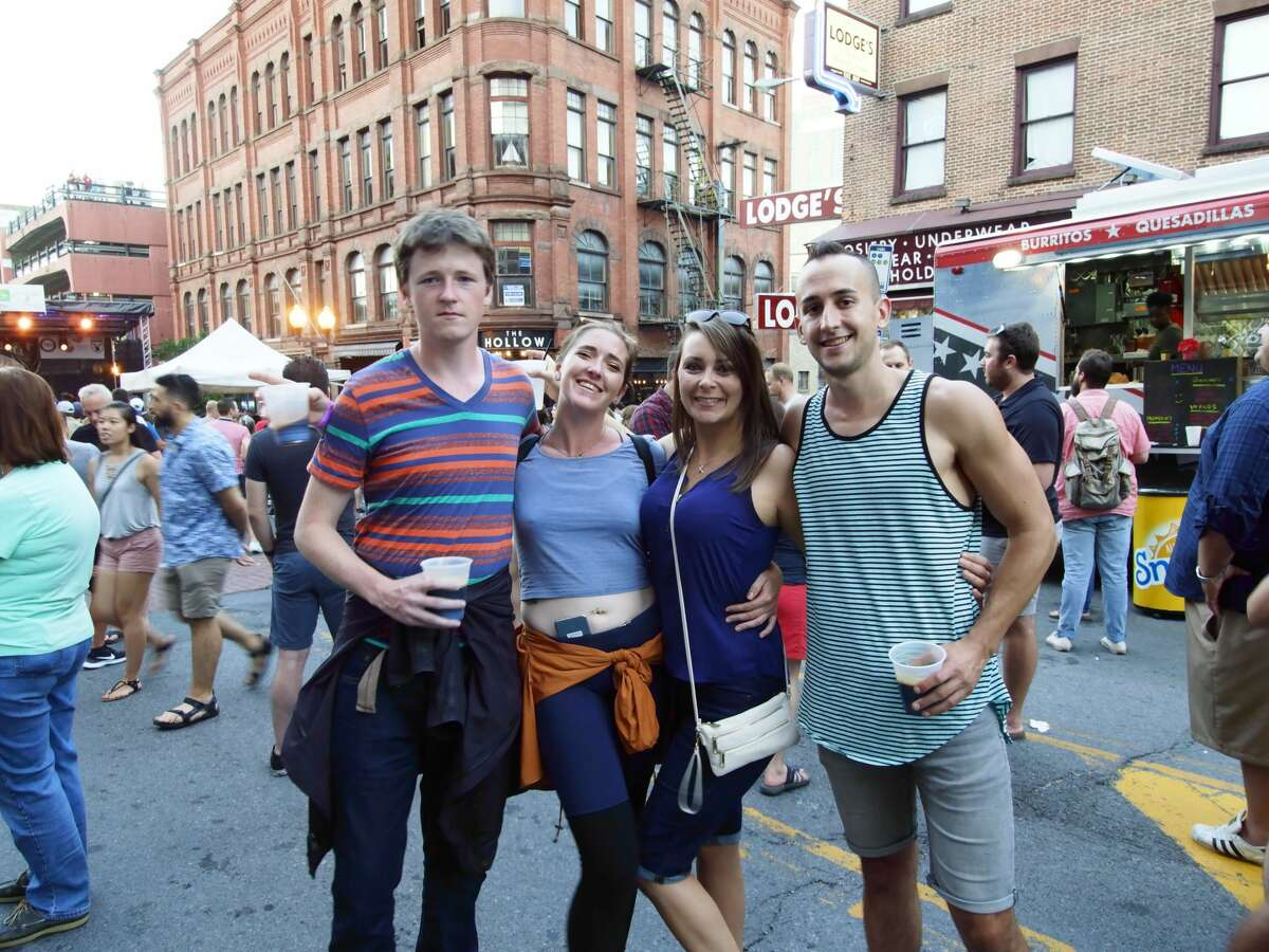 Were you Seen at PearlPalooza in downtown Albany on Sept. 15, 2018?