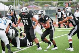 Brian Benavides finished with 373 total yards of offense in United South's 28-14 loss at San Antonio Harlan on Saturday.