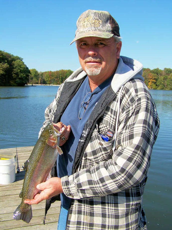 Trout will soon become fair game at sites throughout the state. Photo: Curt Hicken | For The Telegraph