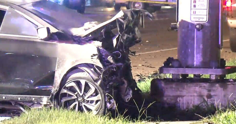 Two drivers died in a crash Saturday around