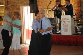 It was another entertaining experience at this year's Kinde Polka Fest.