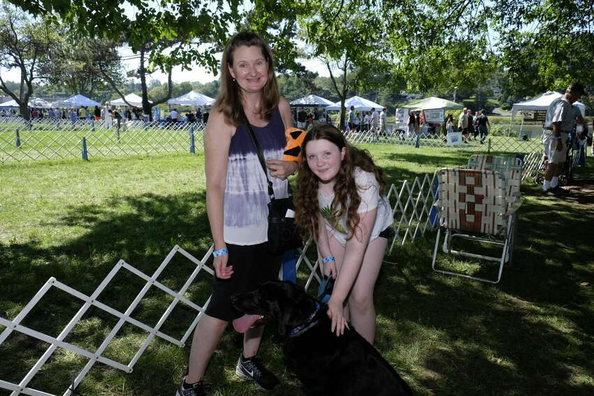 Adopt-A-Dog's annual Puttin' On the Dog event took place on September 16, 2018 at Roger Sherwin Baldwin Park in Greenwich. The annual festival doubles as a fundraiser and an adoption event for multiple shelters in the surrounding area. Dog lovers enjoyed music, vendors, demonstrations, competitions and activities for dogs. Were you SEEN?