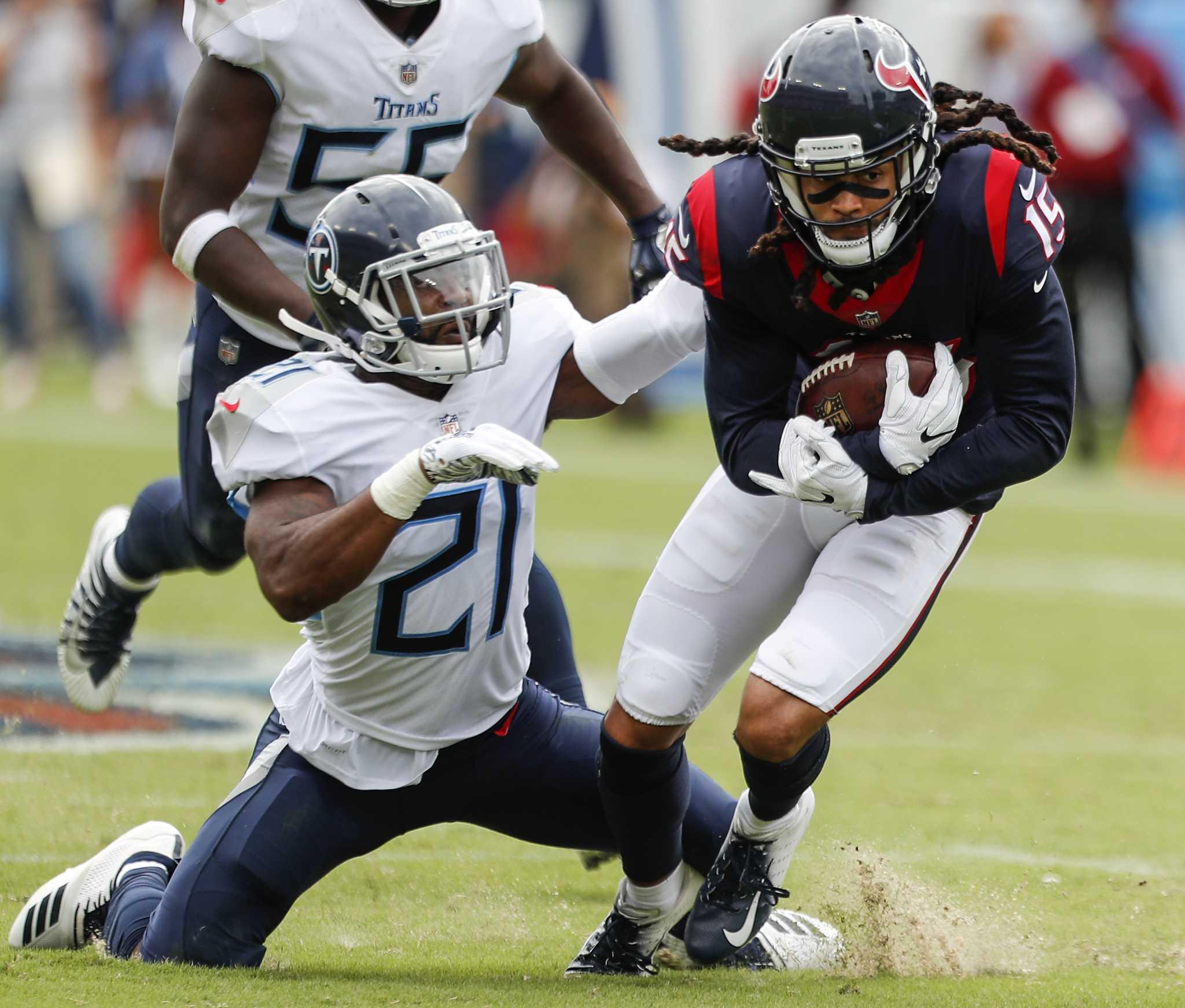 Texans at Titans: John McClain's scouting report