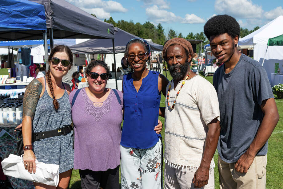 The annual Newtown Arts Festival was held on September 14 and 16, 2018 at Fairfield Hills. Were you SEEN? Photo: Ken Honore, Direct Kenx Media
