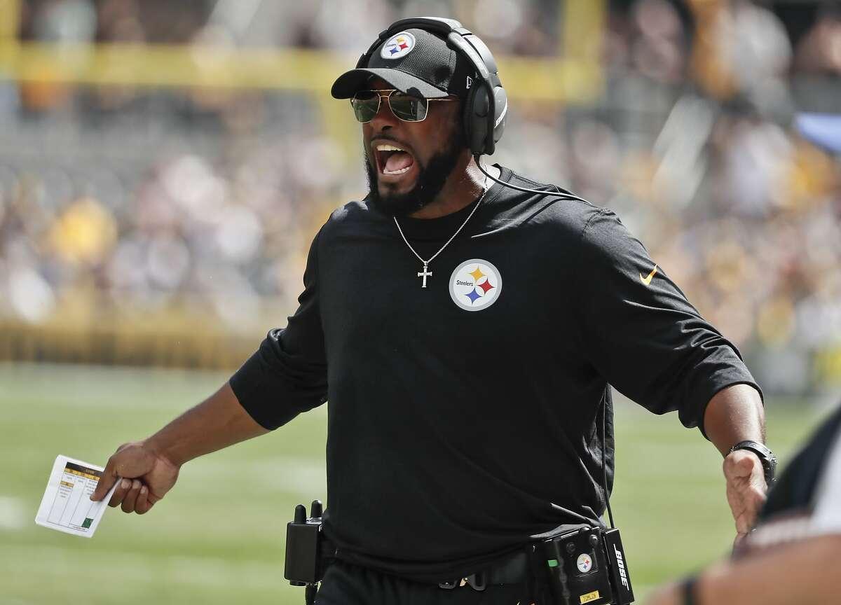 9. Mike Tomlin, Pittsburgh Steelers
