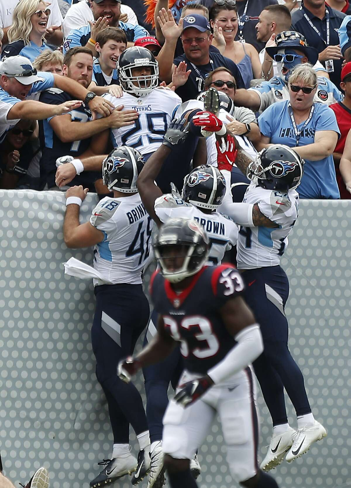 6. TENNESSEE TITANS ATTENDANCE COST: $873 TICKETS: $387 HOTEL: $476