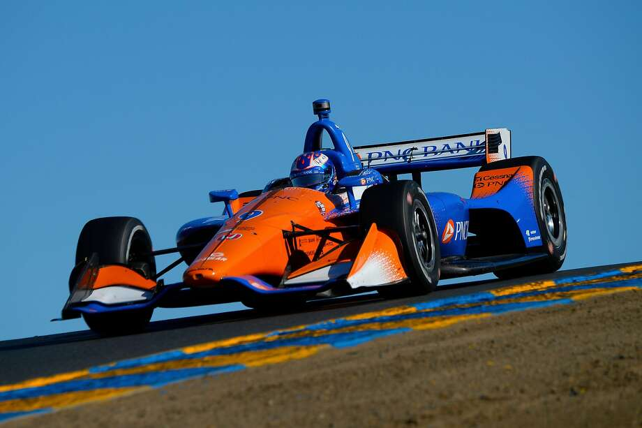 Scott Dixon wins 5th IndyCar title while finishing 2nd to Hunter-Reay at Sonoma