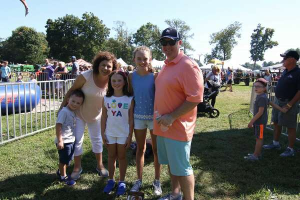 The Orange Country Fair on Saturday, Sept. 15, 2018. The 44th annual fairfeatures craft exhibits, antique cars, tractor pulls, children's games, country music, contests, flower and vegetable exhibits, carriage rallyand much more. Were you SEEN?