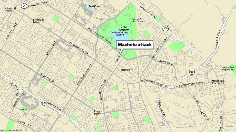 Suspect in Fremont machete attack arrested - San Antonio Express-News