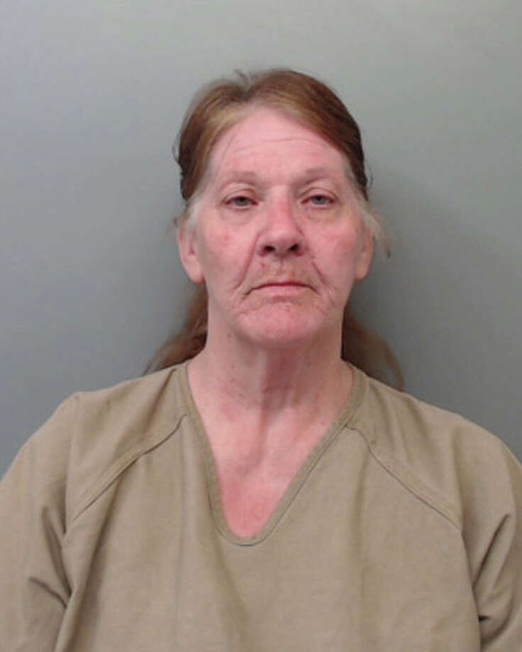 Barbara Jean Hutchinson, 64, was charged with transport, attempt to transport and conspire to transport undocumented immigrants. Photo: Webb County Sheriff's Office