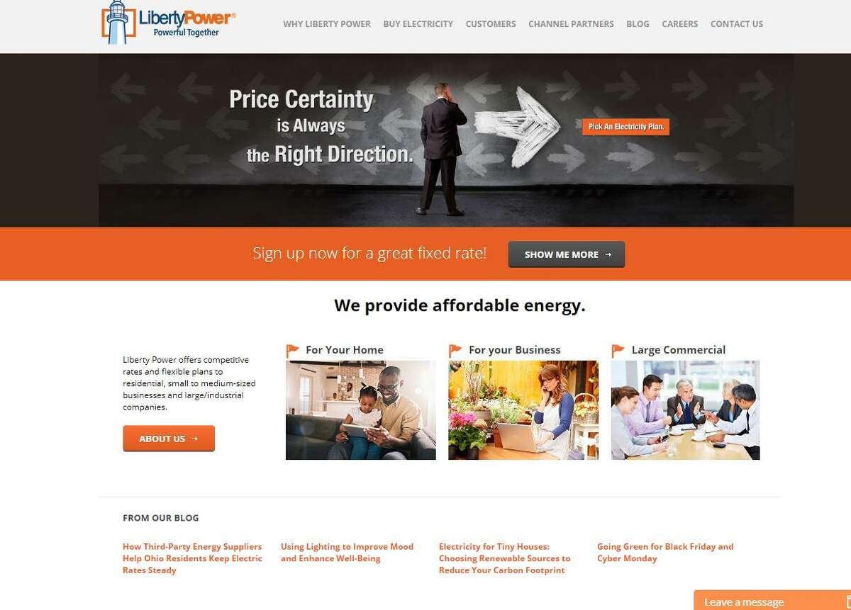 """Liberty Power faces a possible $1.5 million penalty and a six-month ban on enrolling new electricity customers in Connecticut, as the state Public Utilities Regulatory Authority conducts an ongoing investigation into what PURA has described as ongoing enrollment of customers without permission, """"back billing"""" and other tactics."""