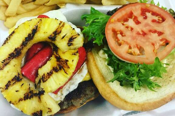 PHOTOS: Must-try restaurants in Humble, Kingwood and Atascocita  Kealoha's Hawaiian Kitchen in Humble offers tasty treats like the Big Boy Burger, topped with gravy, cheese, fried egg and hot dogs.  >>>See other great places to eat in the Humble area...  Photo:  Yelp/Kealoha Hawaiian Kitchen