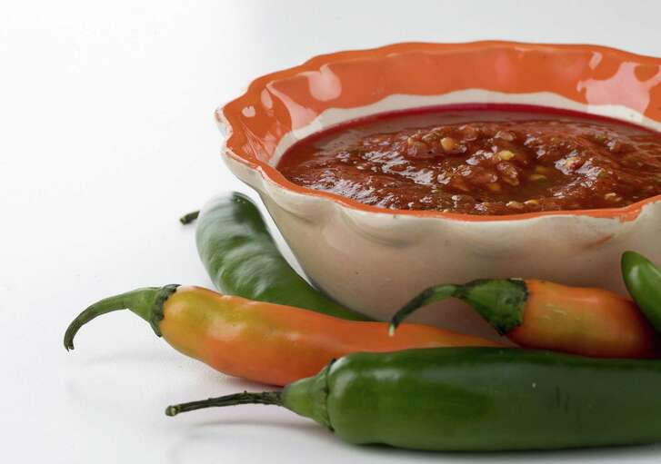My Mom's Salsa from Greg Morago, food editor at the Houston Chronicle.