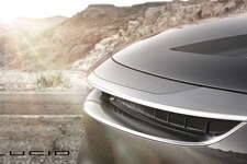 Lucid Motors, a Menlo Park startup, is designing a luxury electric car to compete with Tesla Motors.