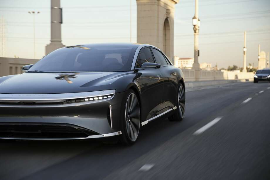 The Lucid Air Will Be Manufactured In Casa Grande Arizona Factory First