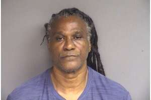 Ronald Smith, 62, of Stamford, was charged with narcotics possession when an unannounced inspection of his Stillwater Avene home by a parole officer turned up 50 bags of crack and powder cocaine on Thursday.
