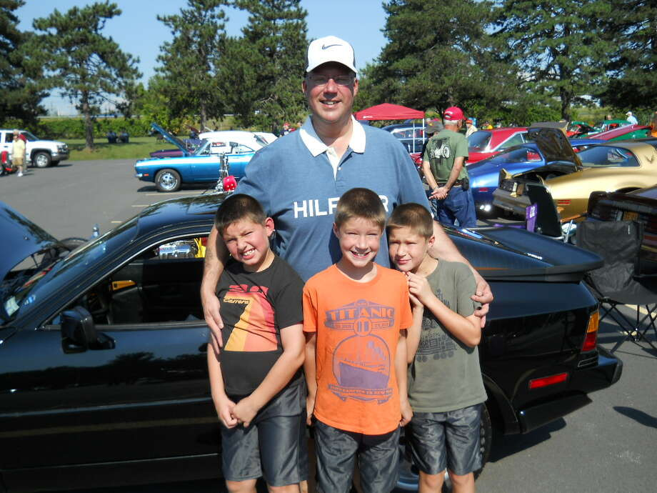 Were you Seen at the Times Union Hope Fund Car Show on Sept. 16, 2018, at the Times Union in Colonie? Photo: Times Union Hope Fund